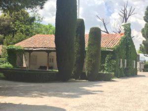 Casa de los guardeses